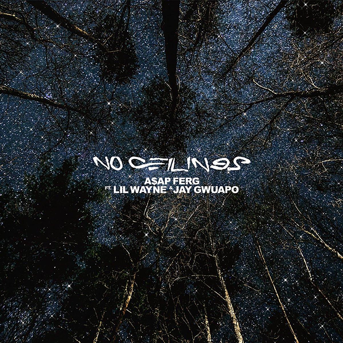 """No Ceilings"" tomorrow 🔥🔥🐐🐐@LilTunechi x @jaygwuapo"