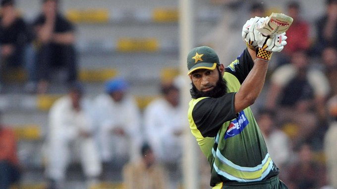Happy Birthday Mohammad Yousuf!  What a player