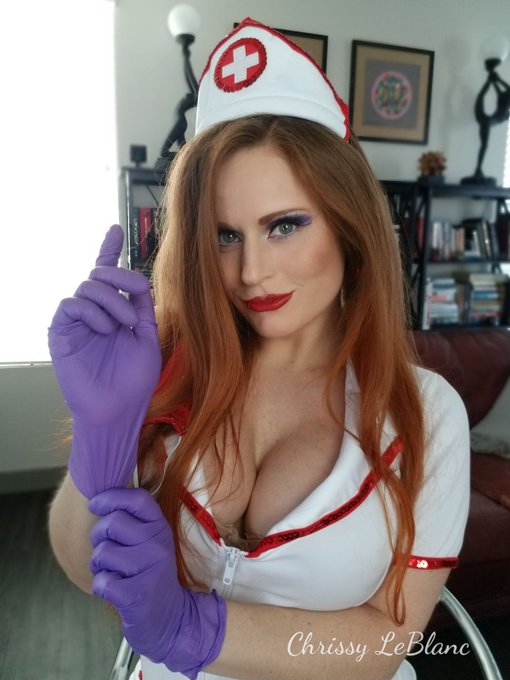 1 pic. Just unveiled my new cosplay during the @XBIZ Cosplay Contest! Thank you for choosing me as a