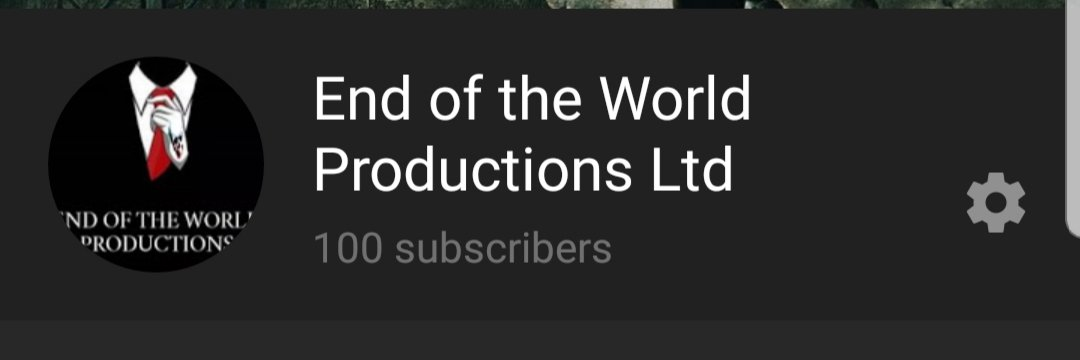 That's 100 subscribers down and only 900 more to go! Thank goodness I am immortal! Cheers, my Enders, cheers and thank you for the support- The Host  #tfteotw https://t.co/5dW2Fjcuvl