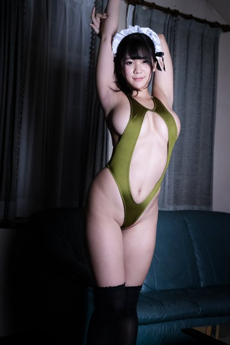 グラビアアイドル高杉杏のTwitter自撮りエロ画像33