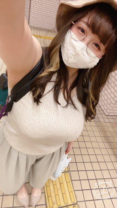 AV女優三苫うみのTwitter自撮りエロ画像51