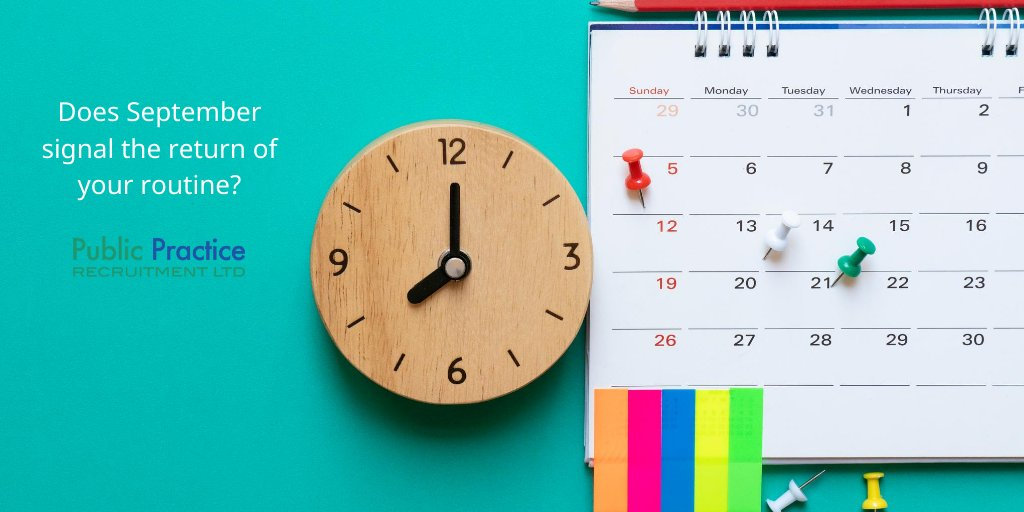 For many of your employees the month of September will signal the re-starting of routine that they've been craving!  As schools go back, parents up and down the country will be celebrating the end of the most intense period of multi tasking they've ever had to master!  #PPRLtd https://t.co/yClrp1uVXe