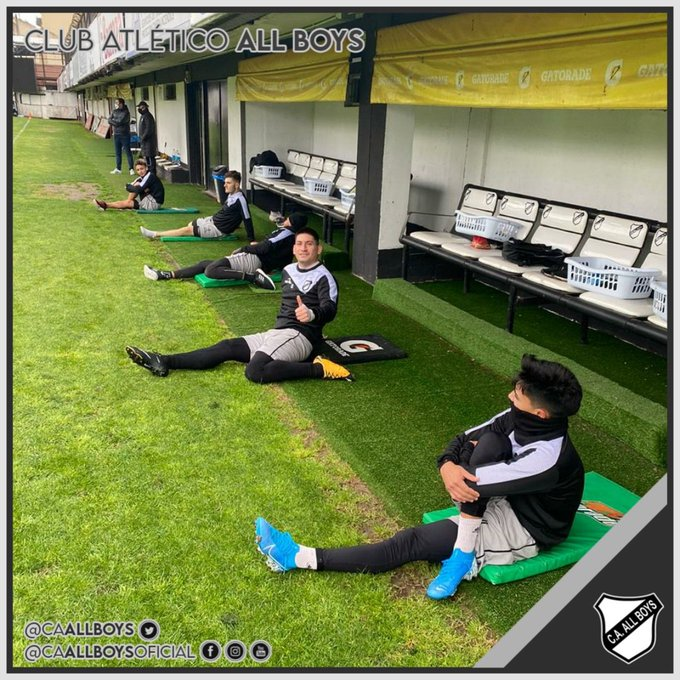 Foto: Prensa All Boys