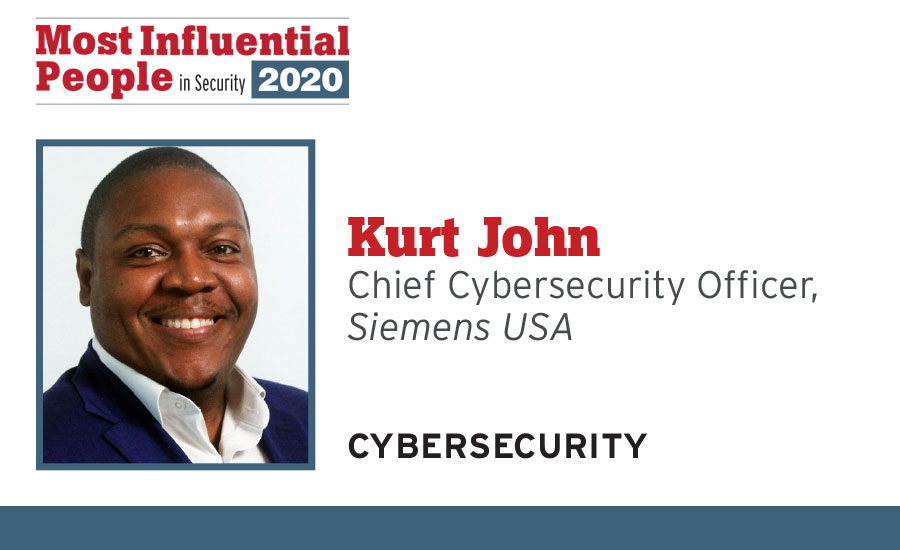 Congrats @TheRealKurtJohn, Chief Cybersecurity Officer, who is honored as of the Most Influential People in Security by @securitymag! His dedication to workforce development and innovation builds trust for a resilient and equitable future. https://t.co/CR3OHkcKjx #cybersecurity https://t.co/1g7XAooBSn