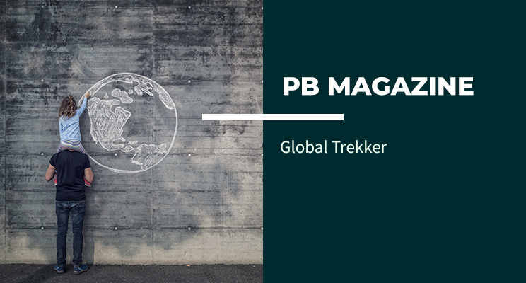 """By 2050, there are expected to be 3.2 million #centenarians in the world (@UNFPA). A new generation of super #senior citizens will thus be added to the #families. All the information and figures in the """"Globe Trekker"""" section are in our PB magazine. https://t.co/pnSXlUyWkk https://t.co/7mdUvRiGsj"""