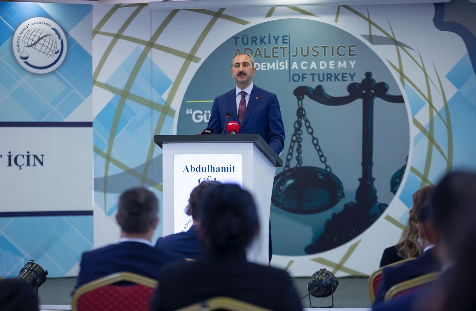 turkiye adalet akademisi 24 donem
