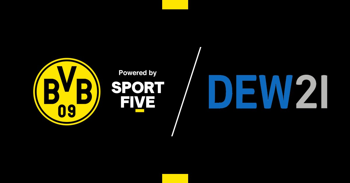 🇩🇪 SPORTFIVE powers @BVB with DEW21 partnership.   The German energy provider is entering an initial 5-year premium sponsorship with Borussia Dortmund.    ▶️ https://t.co/8WVyh5Ql4i https://t.co/KZZG8eE5yz