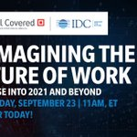 Image for the Tweet beginning: Join us & @IDC for