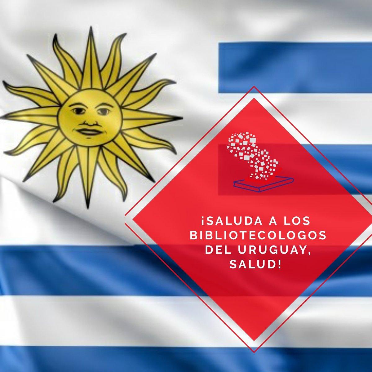 3 de setiembre Día del Bibliotecologo de Uruguay. https://t.co/9pTDKov3aT