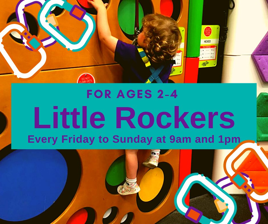 Children love to climb our amazing looking walls, which cater for different levels of ability, confidence and size. You can see their confidence grow as they practice climbing the different walls and descending back down.  - Book a session now. - https://t.co/xkLXTvwTKd https://t.co/zhXDCVppjK