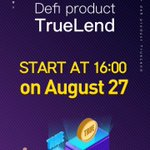 Image for the Tweet beginning: The next edition of TrueLend
