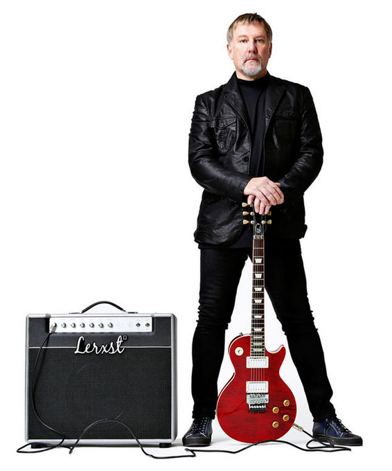 """Happy 67th Birthday to Alex Lifeson, or, Happy \""""King Lerxst Day\"""" - no work and free drinks for everyone!"""