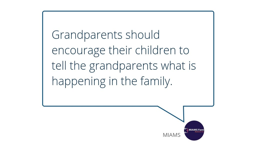 Grandparents play a great role in the quality of life that the grandchildren live.  Read the full article: Grandparents and Grandchildren Mediation | Separation or Divorce ▸ https://t.co/lfTw2gGDtP  #ExperienceConflictingLoyalties #ContactMiamsFm1 #ProvideFinancialSupport https://t.co/i8ACAfwdOT