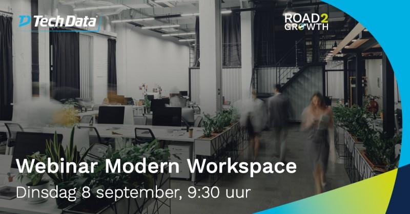 Het inrichten van een #moderne_werkplek zorgt…