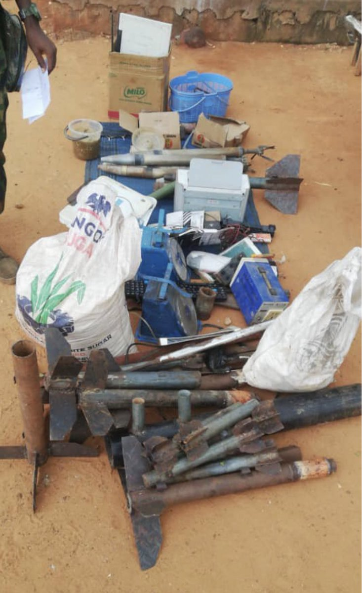 Army uncovered, new terrorist sect, Darul Salam, in Nasarawa and arrested 410 members