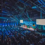 Image for the Tweet beginning: Happening Now: #startup conference #Latitude59