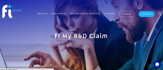 As an SME, even if you are already claiming R&D tax credits, you could be underclaiming. Our....