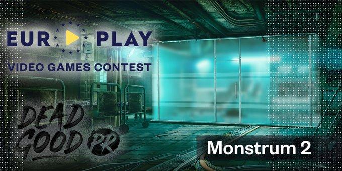 Monstrum 2 finalista de EuroPlay