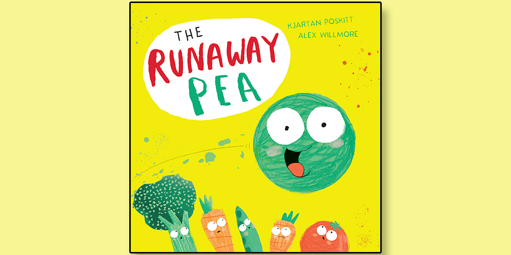 Did you know that we'll be giving a copy of The Runaway Pea to EVERY Primary 1 pupil in Northern Ireland this year as part of #TimeToRead? We cannot wait for them to discover this hilarious story 💚 🙌    Find out more here: https://t.co/3TMFPoKjpD https://t.co/MQH4M9Bhq8