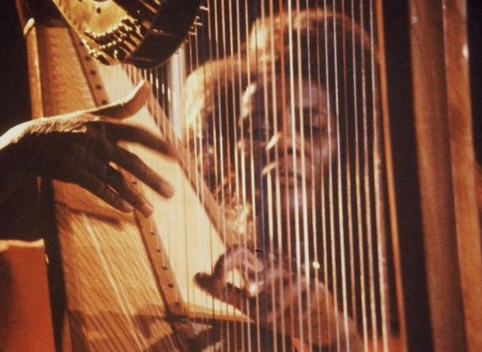 Happy Birthday Alice Coltrane Turiyasangitananda