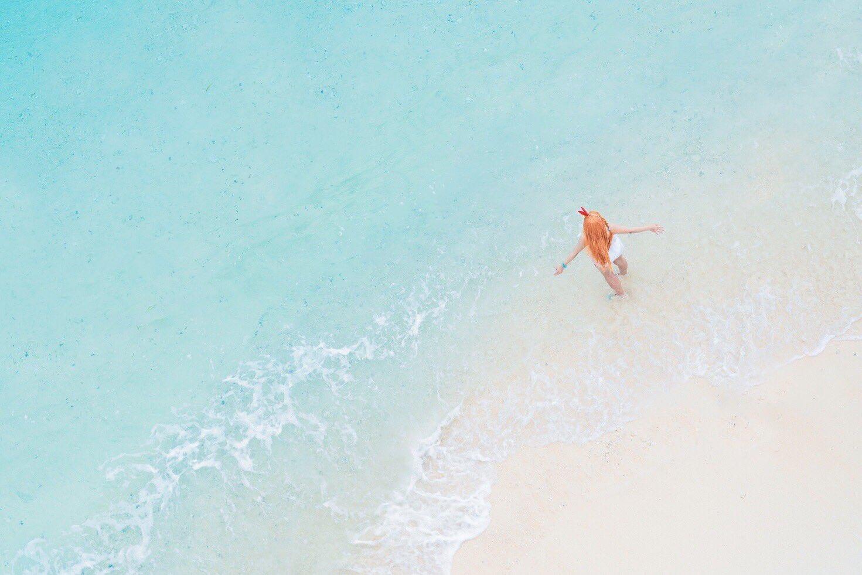 画像,⚠️cosplayプリンセスコネクト Re:Dive水着ペコリーヌ(サマー)えへへ♪あなたと海で遊ぶなんて、とっても新鮮な感じです!青春ですね♪📸:@tachi…