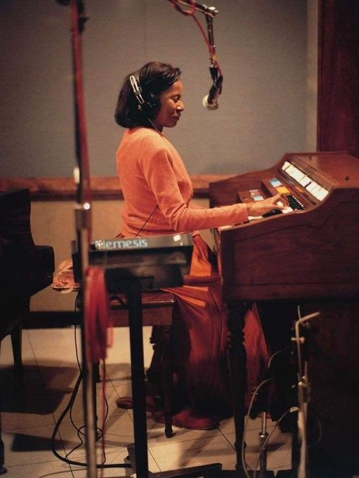 Happy Birthday to the late Alice Coltrane! A true genius on the keys and harp!
