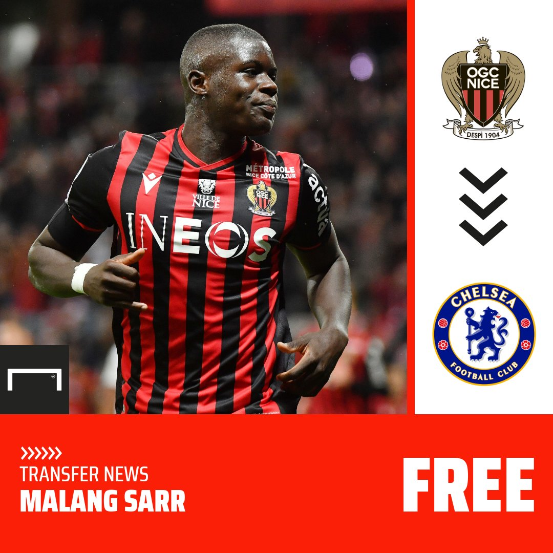 Goal On Twitter Official Chelsea Announce The Signing Of Malang Sarr On A Free Transfer