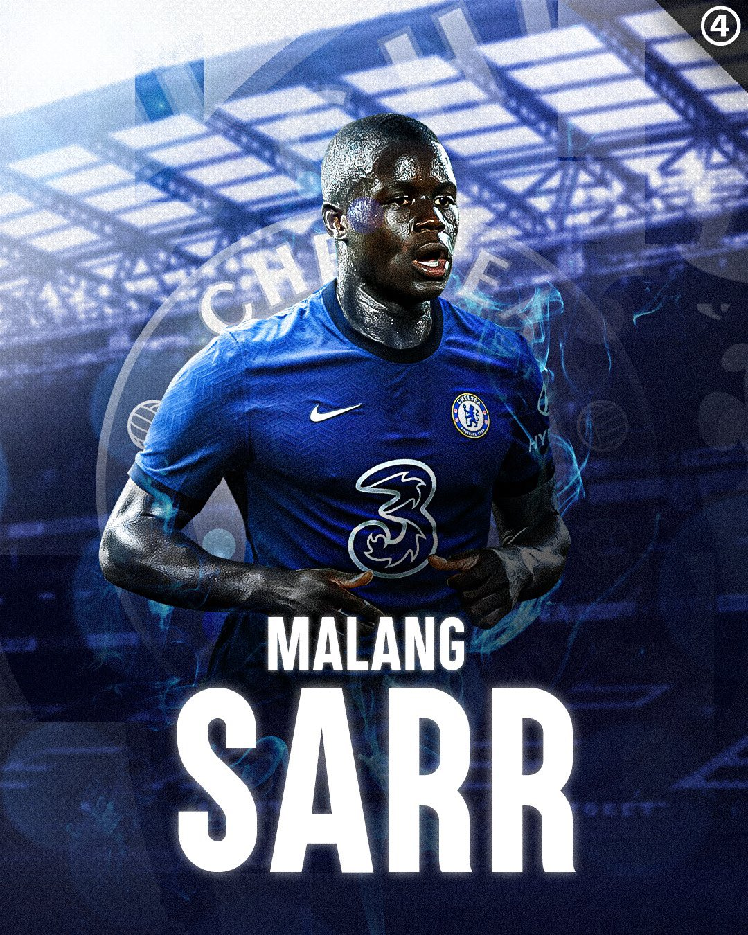 Official Chelsea Announce The Signing Of Malang Sarr On A Free Transfer Daily Focus Nigeria