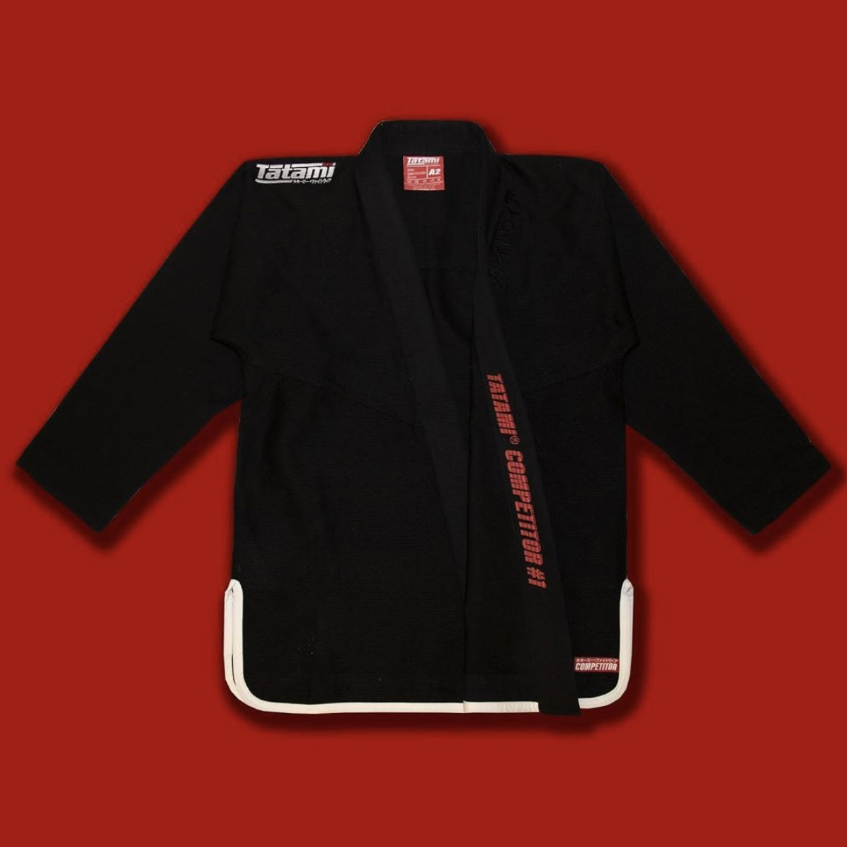 Competitor Gi Out Now Black // Red Edition  Shop here: https://t.co/ZrjdiBTqfa https://t.co/er3F0zWWNE