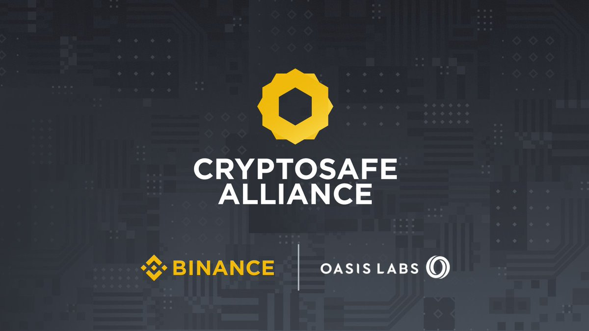 Congrats to @OasisLabs for taking a stand against fraud in the cryptocurrency space.  Read more via @CoinDesk:  https://t.co/UK1AtTo1pa
