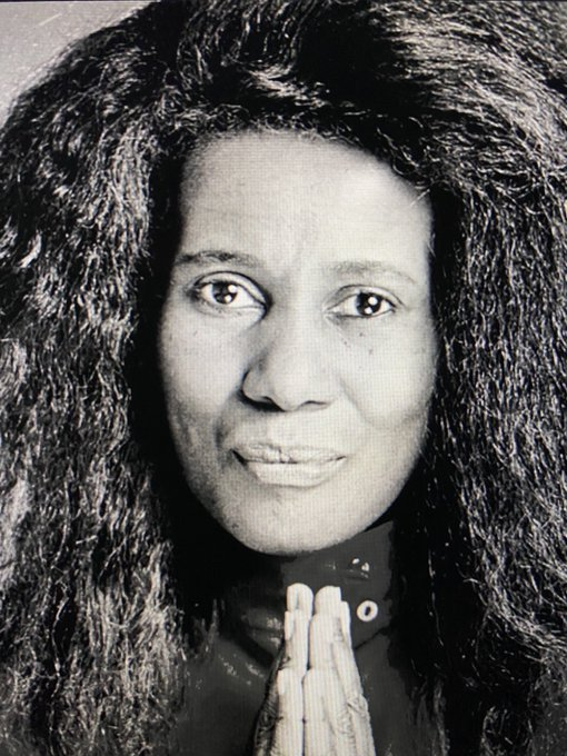 Happy Heavenly Birthday     Alice Coltrane Photograph Courtesy Of The Family Of Alice Coltrane