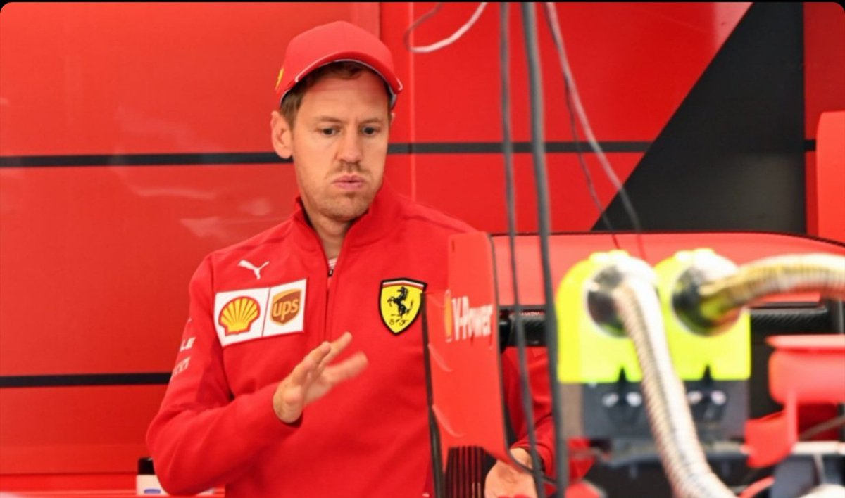 """""""Use the Force, Seb..."""" #F1reactions https://t.co/xp2Jltxjkl"""