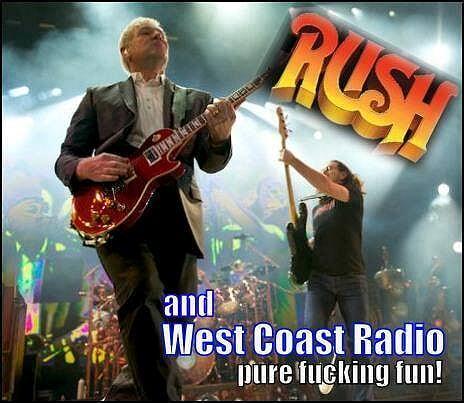 Classic Rock West Coast Radio wishes Alex Lifeson a Very Happy Birthday!