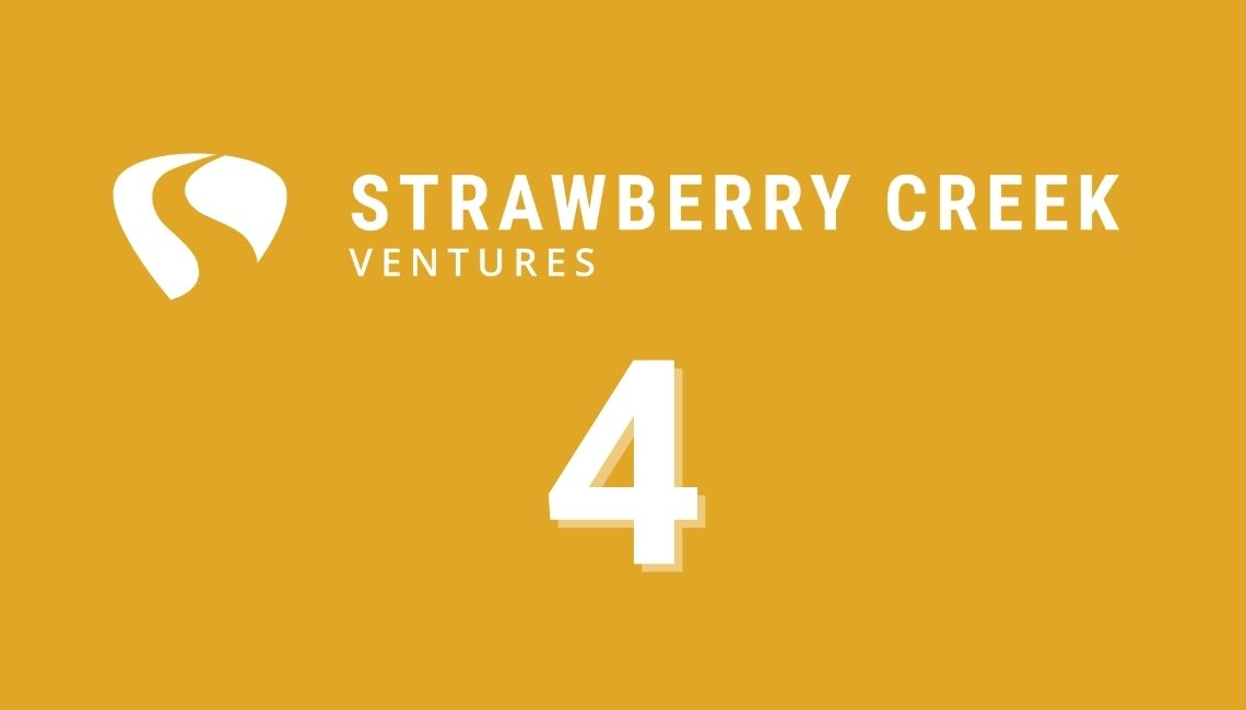 HEADS UP! Fund 4 launches next week 🚀  #StrawberryCreekVentures https://t.co/0JfVGMx7dD