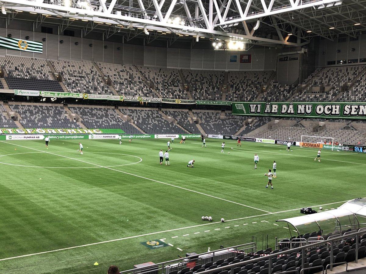 Lycka till med Europaspelet nu @Hammarbyfotboll Alltid kul om svenska lag tar sig långt i Europa!! https://t.co/95kdHbfl4H