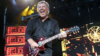 Happy birthday to the greatest guitar player to have ever lived!   Mr. Alex Lifeson