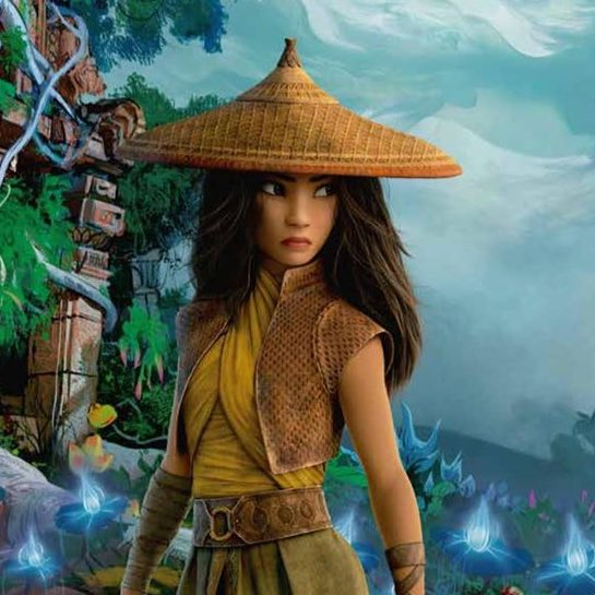 """Not only will Raya be Disney Animation Studios' first movie inspired by Southeast Asia, but Tran is the first Southeast Asian actress to lead a film from the company."""