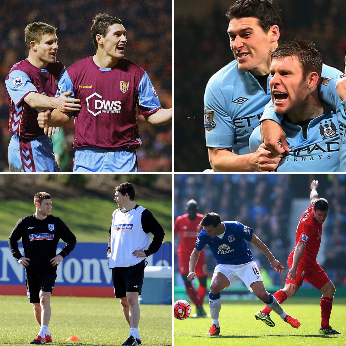 Congrats to Gareth Barry on an unbelievable career.   What a guy, what a teammate, what an opponent 👏🏻 #premierleaguelegend https://t.co/iSKbnc9tCx