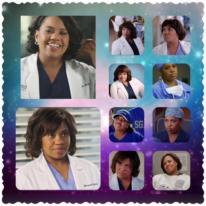 Happy birthday to Chandra Wilson the woman that keeps a smile on my face everyday