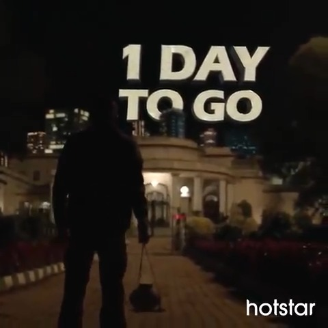 *mic drop*  #TheJourneyBegins #Sadak2 premiering tomorrow exclusively on Hotstar  #HotstarPremiereNights   @aliaa08 #AdityaRoyKapur @duttsanjay @poojab1972 @maheshnbhatt #MukeshBhatt #SuhritaSengupta @wrkprint @foxstarhindi @VisheshFilms @sonymusicindia @makaranddeshpa6