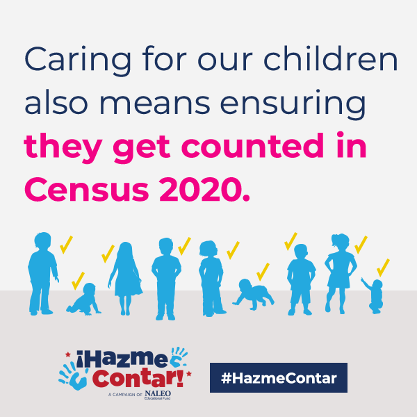 Show your love for the children in your life by ensuring all kids in your household are counted in #Census2020! 💻 https://t.co/IYM29hM1Ma 📲 1-844-330-2020 #HazmeContar #theirfuturefirst @CACensus https://t.co/b9xQc4e5pc