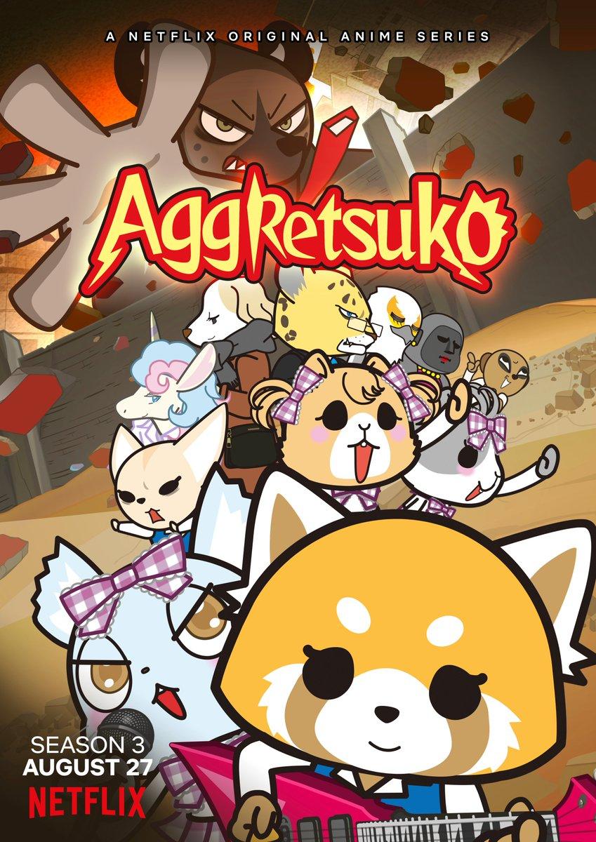 Aggretsuko (@aggretsuko)   Twitter