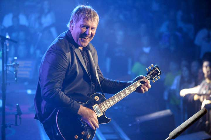 Happy Birthday Alex Lifeson!! Guitarist for the band RUSH. May you have many more!!