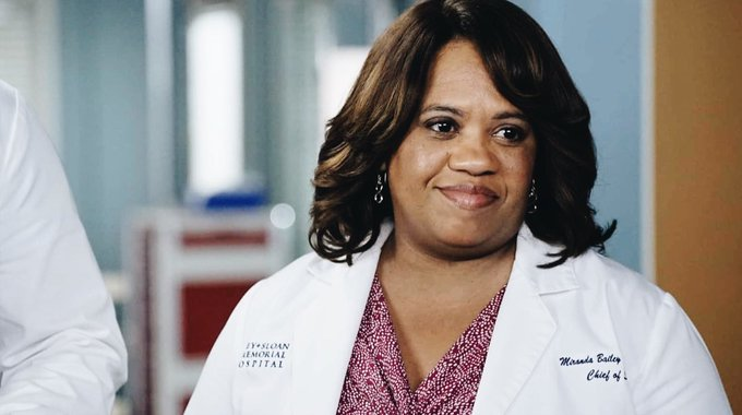 To the legend who brought dr bailey to life, happy birthday queen chandra  wilson