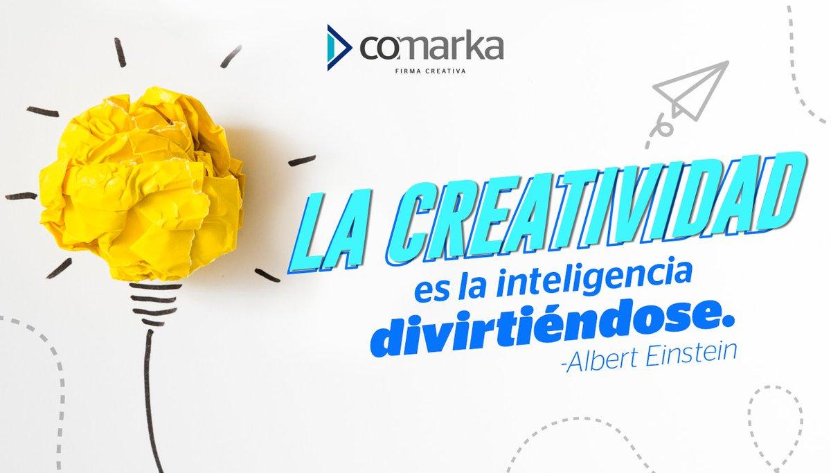 En un mundo donde las ideas son el motor, #Comarka es el líder.  💡 🙌🏻Somos creativos, lo que significa dejar volar nuestra imaginación hacia lugares inimaginables. 👊🏻😎 ¡Ni el cielo es nuestro límite! ✈️ #SomosComarka #FirmaCreativa #CreativosMexicanos https://t.co/4hWfbRu0Hv