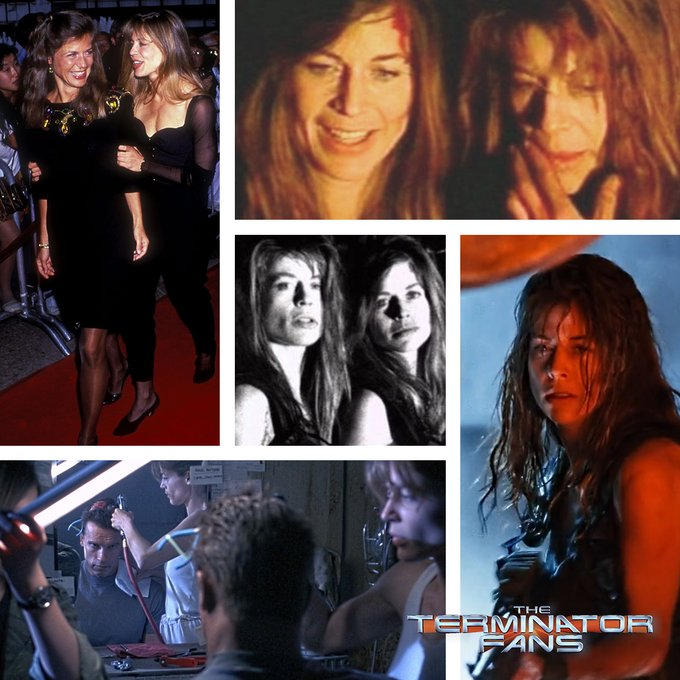 Linda Hamilton's Twin sister Leslie H. Freas has sadly passed away.