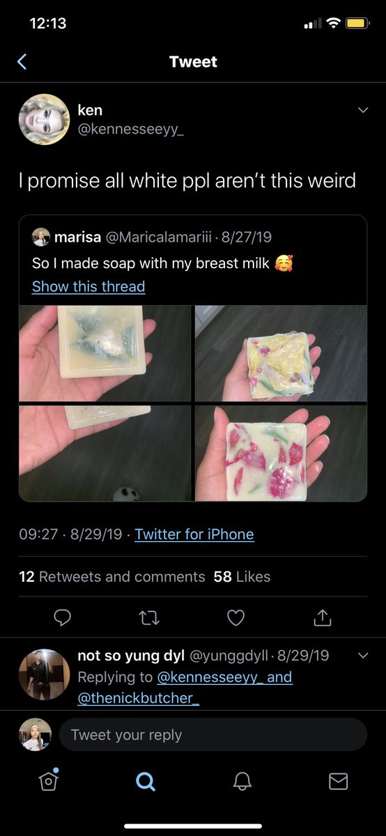 People made fun of me for putting breastmilk in soap I made for my son. Some comments were way worse. Here we are a year later, my son has clear skin, I've had almost 800 orders, and I've helped clear so many people's skin.