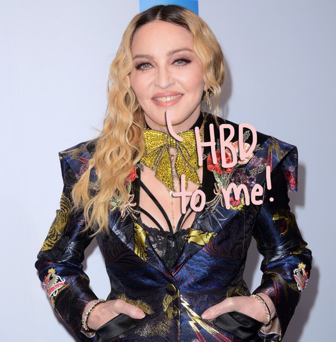 Happy Birthday, Madonna! Re-Live The Icon s Five Best Music Videos For Her 62nd Birthday!