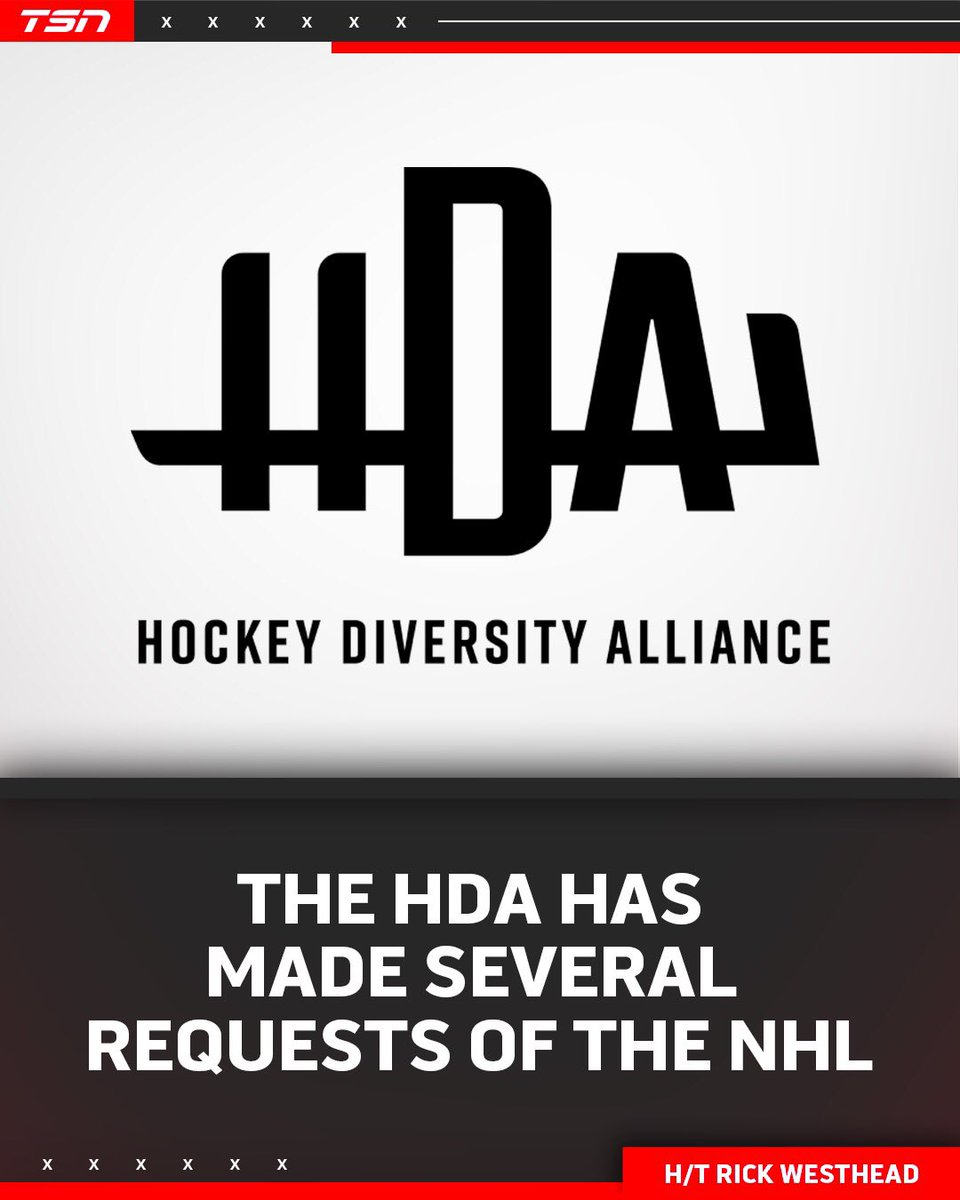 Tsn On Twitter The Hockey Diversity Alliance Delivered A Pledge Including These Requests To The Nhl In July Per Rwesthead The Nhl Has Yet To Sign The Pledge Https T Co 3ckrkt9bi8